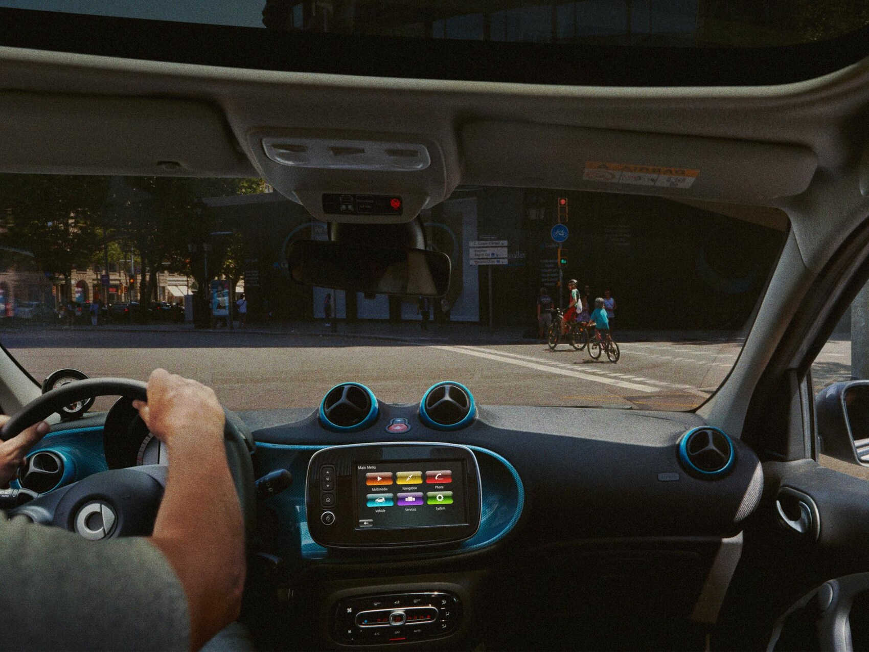 seamless acceleration from the smart