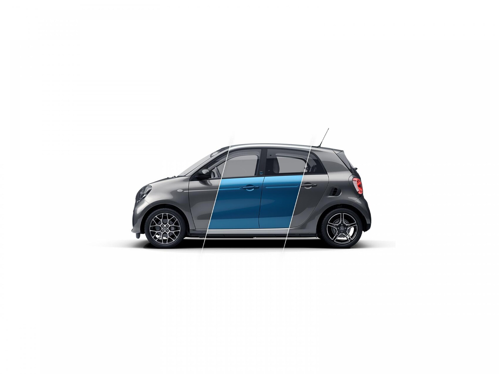 SSP FACELIFT smart eq forfour