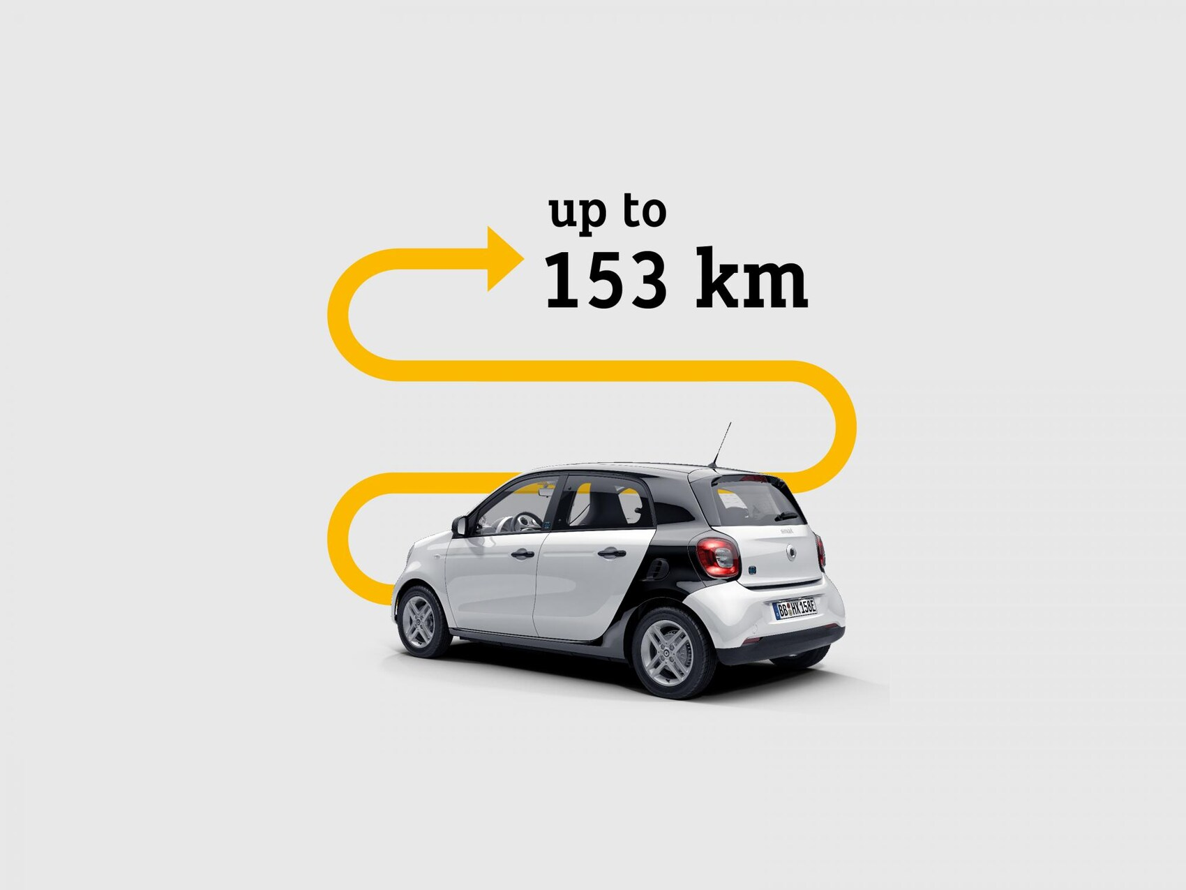 models reach 130 km forfour